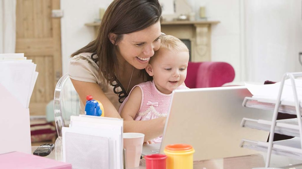 Business Ideas For Stay-At-Home Moms