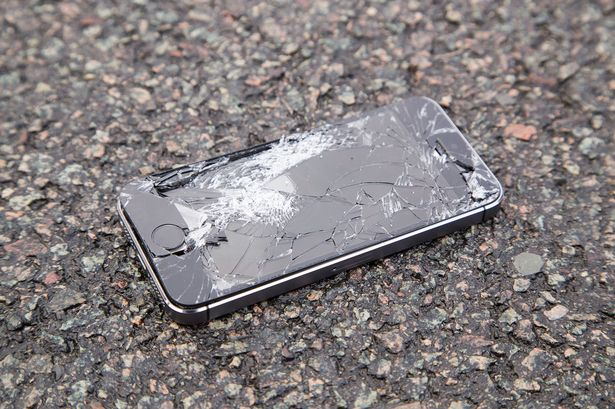 iPhone cell phone repair