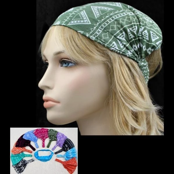 good-quality wholesale elastic bandanas