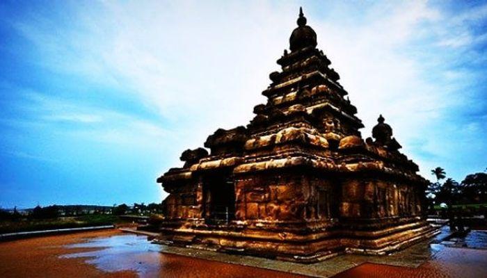 Temples-in-Mahabalipuram