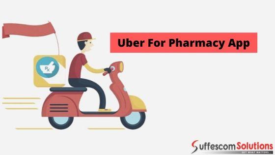 Uber For Pharmacy App
