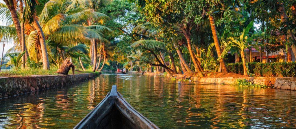 Holiday in Kerala