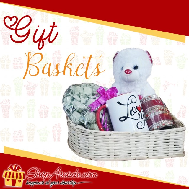 Send gifts to Pakistan