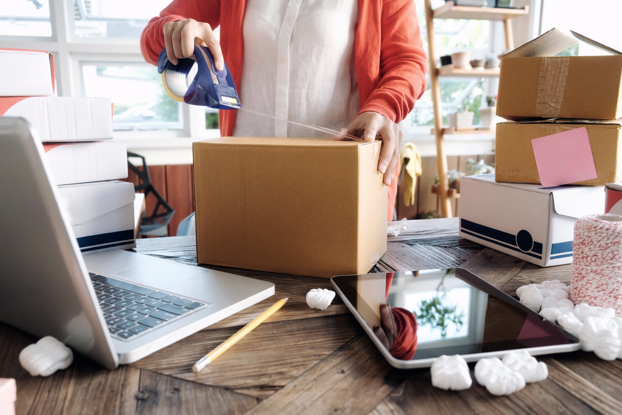 Ecommerce shipping services