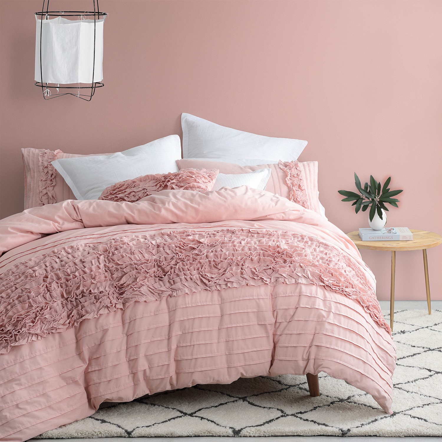 fluffy bedding sets sale