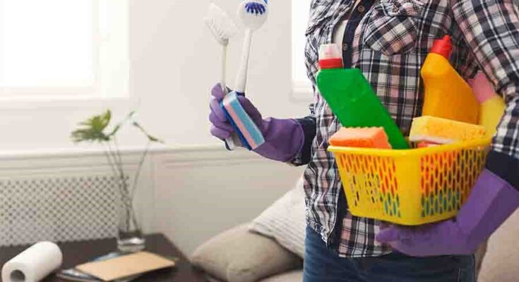 Hiring a Professional Cleaner